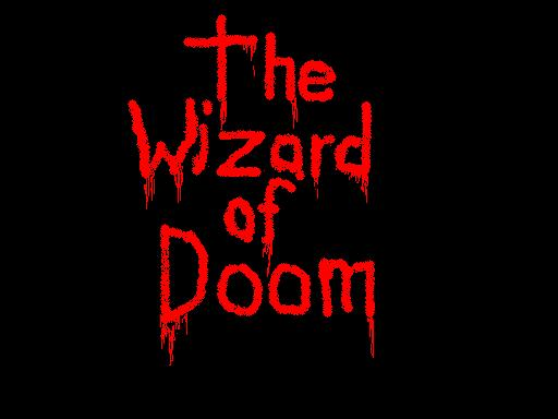 The Wizard of Doom - Logo