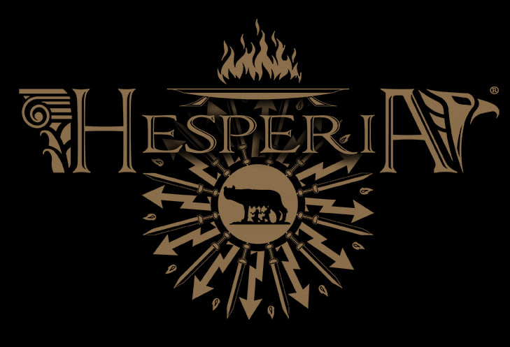 Hesperia - Logo