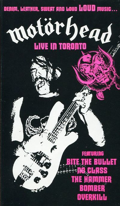 Motörhead - Live in Toronto