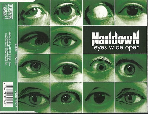 Naildown - Eyes Wide Open
