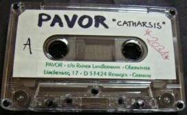 Pavor - Catharsis Promo Demo 1992