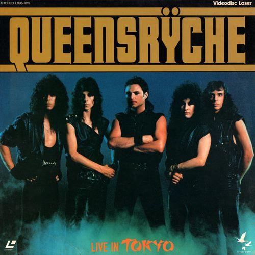Queensrÿche - Live in Tokyo