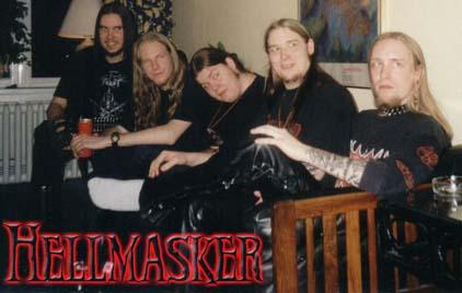 Hellmasker - Photo