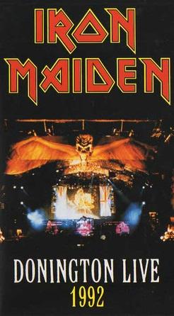 Iron Maiden - Donington Live 1992