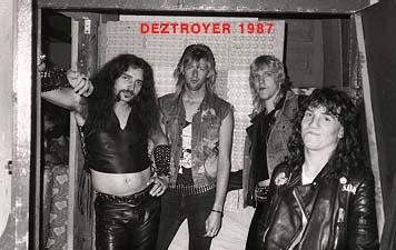 Deztroyer - Photo