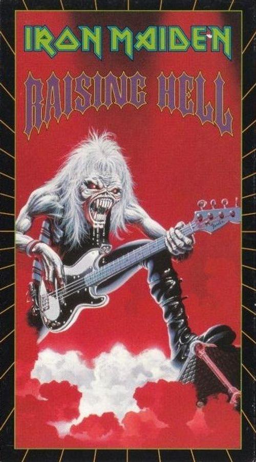 Iron Maiden - Raising Hell