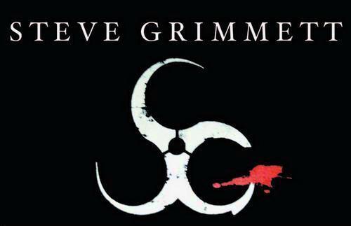 Steve Grimmett - Logo