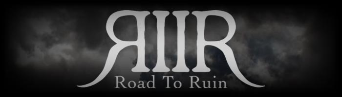 Road to Ruin - Logo