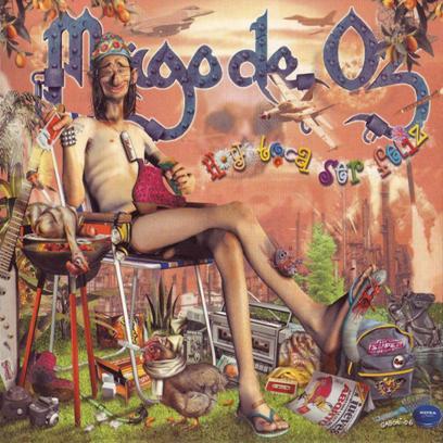 Mägo de Oz - Hoy toca ser feliz