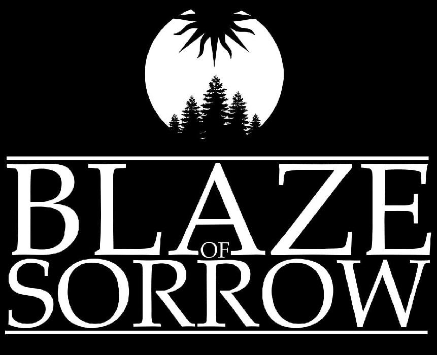 Blaze of Sorrow - Logo