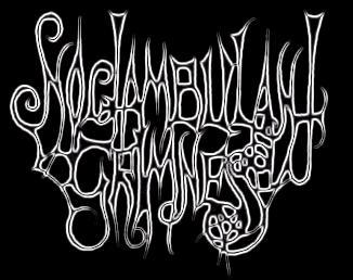 Noctambulant Grimness - Logo