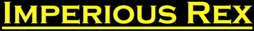 Imperious Rex - Logo