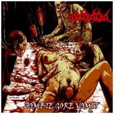 Vomepotro - Zombie Gore Vomit