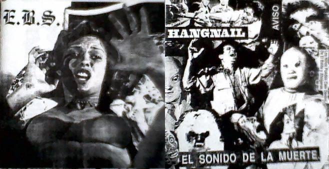 Hangnail - Hangnail / E.B.S.