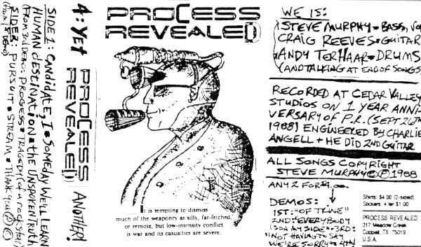 Process Revealed - Of Trine