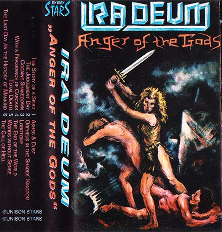 Ira Deum - Anger of the Gods