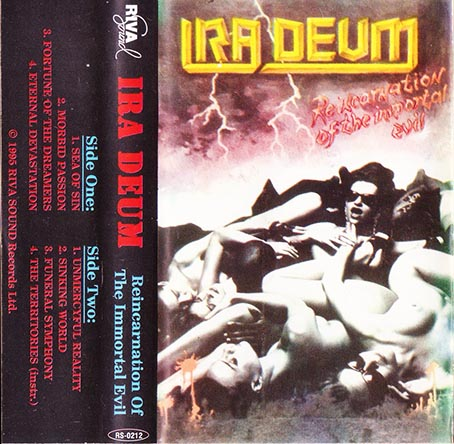 Ira Deum - Reincarnation of the Immortal Evil