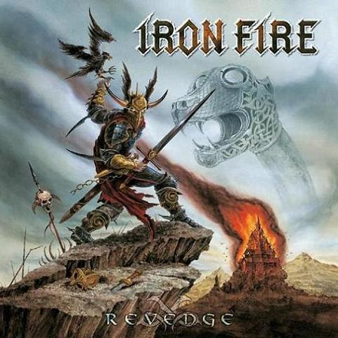 Iron Fire - Revenge