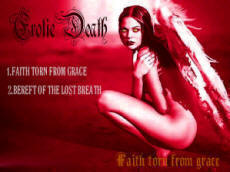 Erotic Death - Faith Torn From Grace