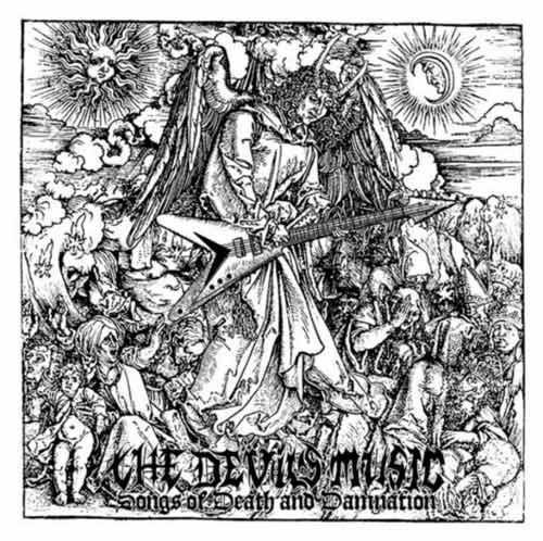 Horned Almighty - The Devil's Music - Songs of Death and Damnation