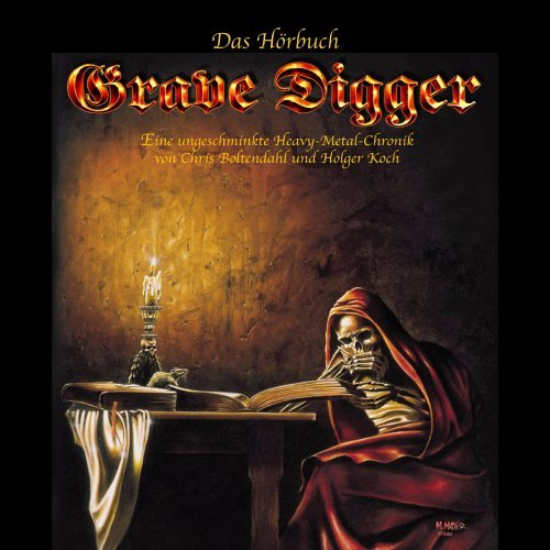 Grave Digger - Das Hörbuch