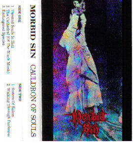 Morbid Sin - Cauldron of Souls