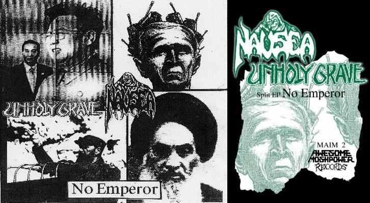 Nausea - World Struggle: Demos '88-'92