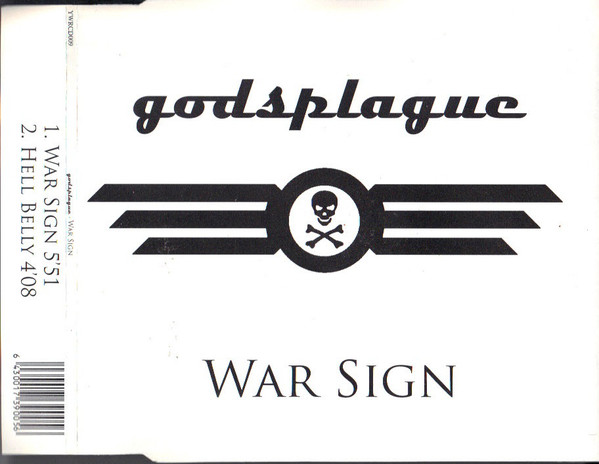 Godsplague - War Sign
