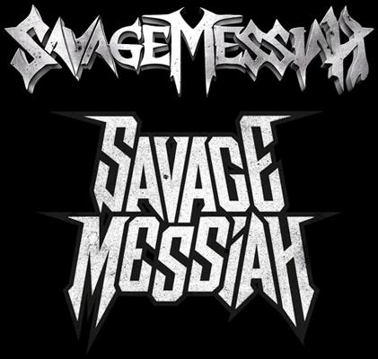 Savage Messiah - Logo