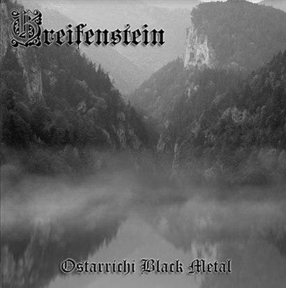 Greifenstein - Ostarrichi Black Metal