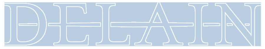 Delain - Logo