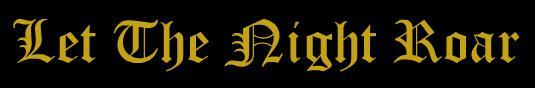 Let the Night Roar - Logo