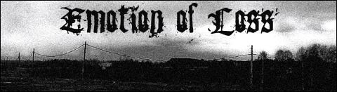 Emotion of Loss - Logo