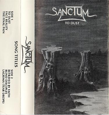Sanctum - To Dust