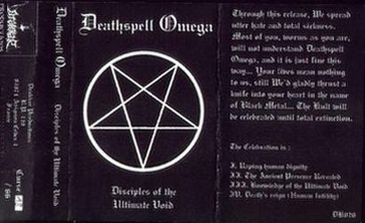Deathspell Omega - Disciples of the Ultimate Void