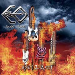 Eddie Ojeda - Axes 2 Axes