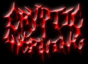 Cryptic Warning - Logo