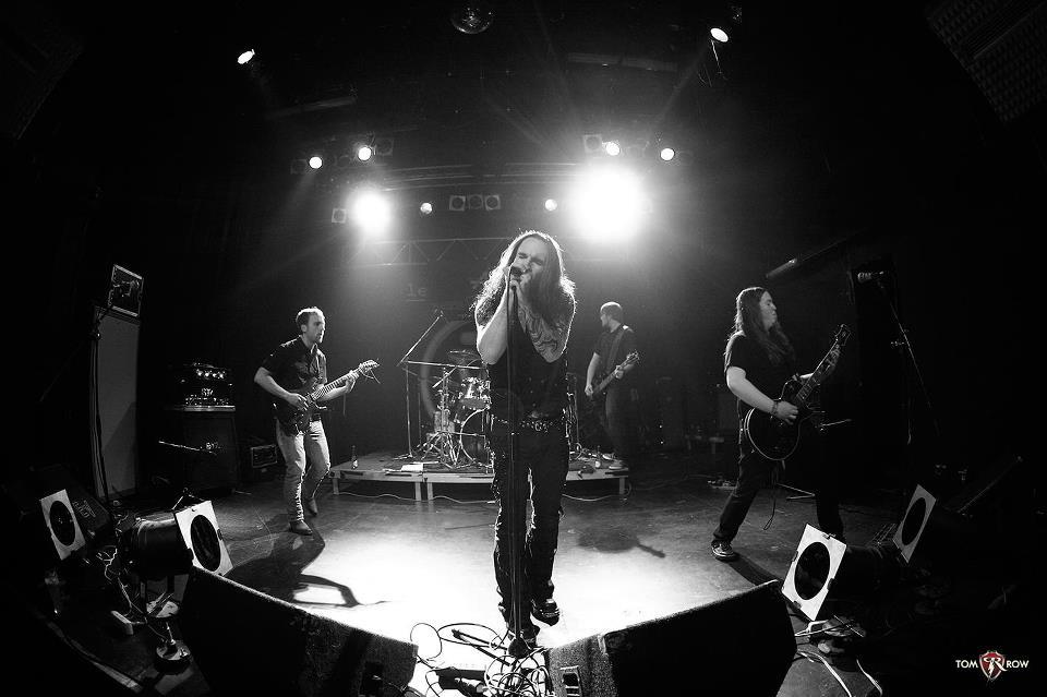 Acrid Tones - Photo