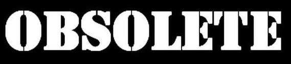 Obsolete - Logo