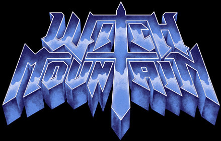 Witch Mountain - Logo