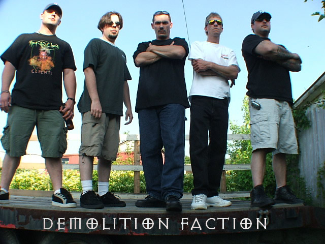 Demolition Faction - Photo