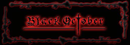 Black October - Logo