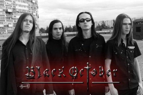 Black October - Photo