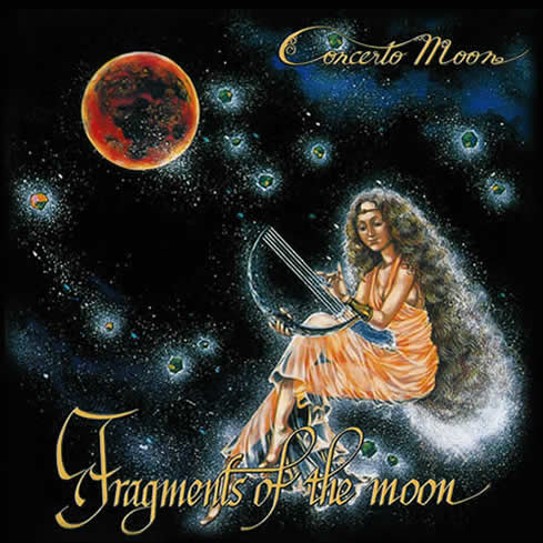 Concerto Moon - Fragments of the Moon