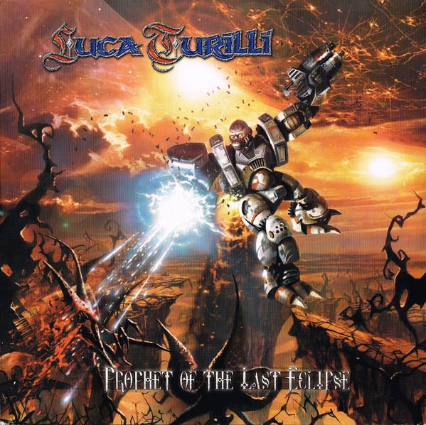 Luca Turilli - Prophet of the Last Eclipse