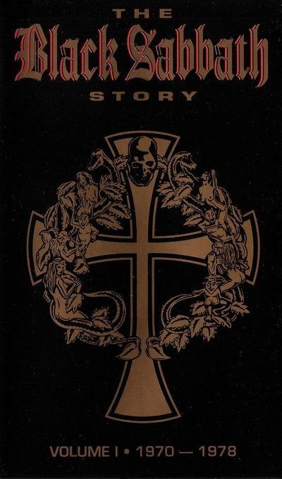 Black Sabbath - The Black Sabbath Story Volume I: 1970-1978