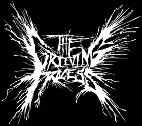 The Grieving Process - Logo
