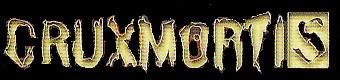 Cruxmortis - Logo