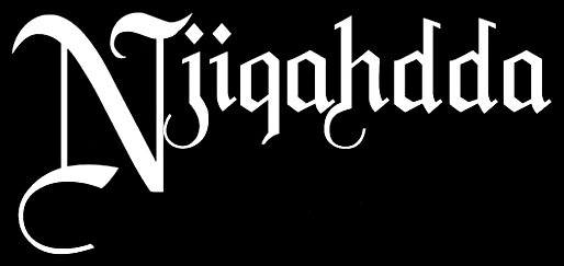 Njiqahdda - Logo