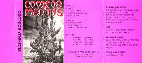 Compos Mentis - Demo 1993